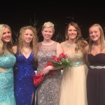 2015 Tulip Queen & Court