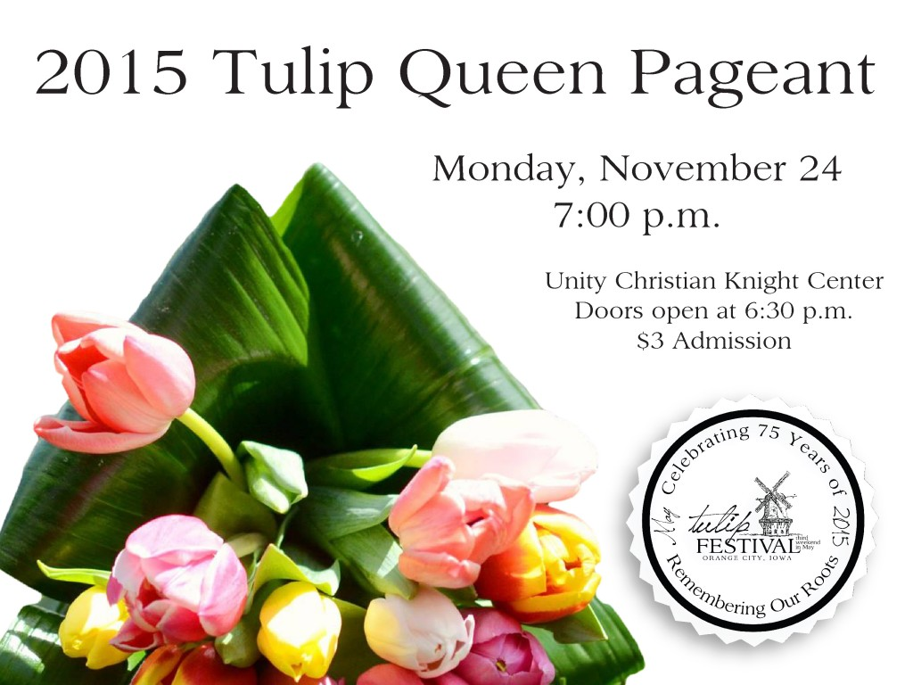 2015TulipQueenPageantAd