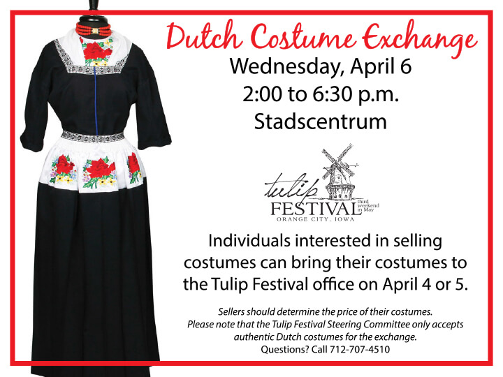 Dutch Costume Exchange