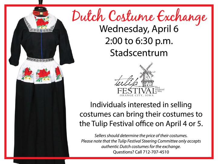 Dutch Costume Exchange