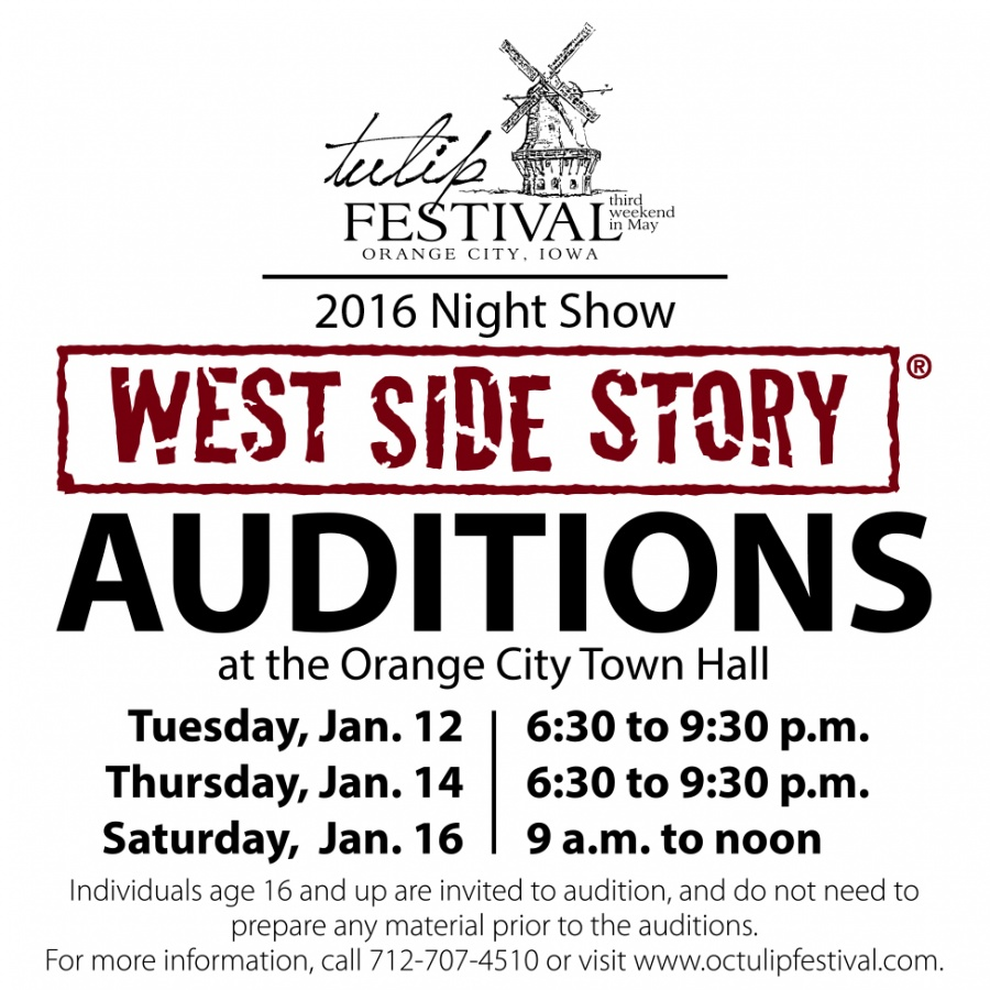 West Side Story Auditions
